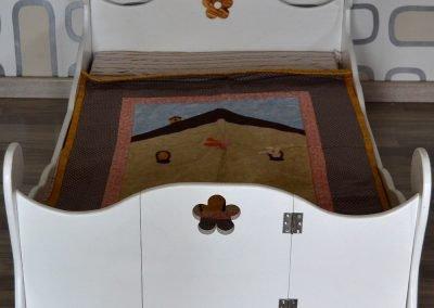 Cama Baja