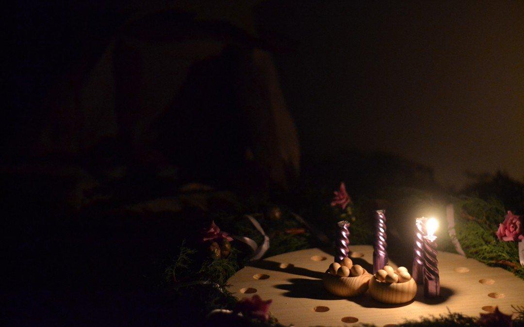 Nuestra particular celebración del Adviento